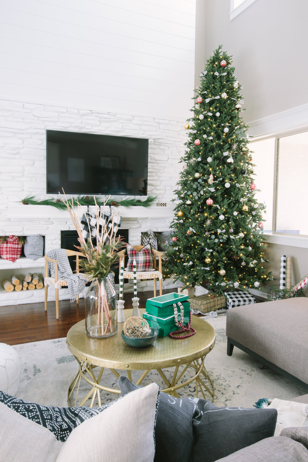 td christmas living room 2