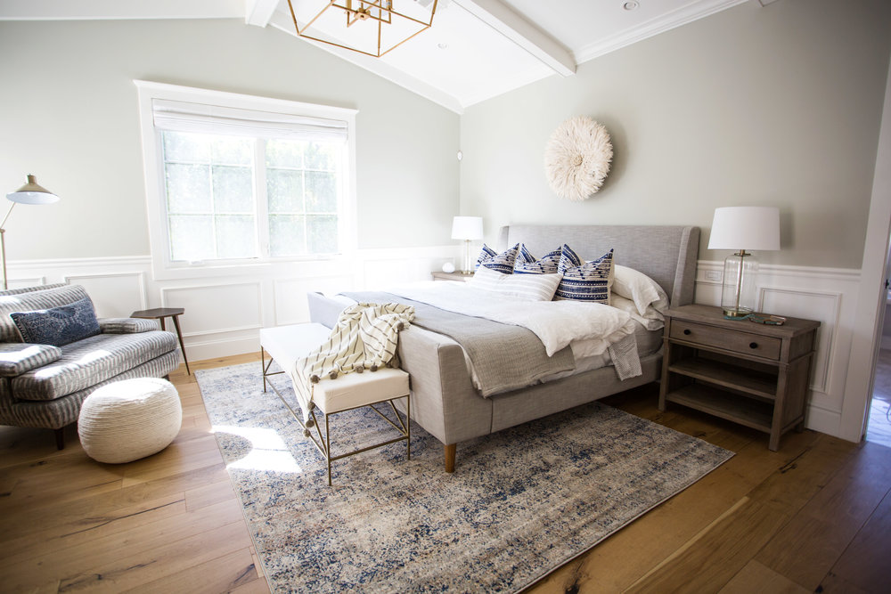 Treasure in the Detail, Master Bedroom, Transitional, Modern, Tranquil