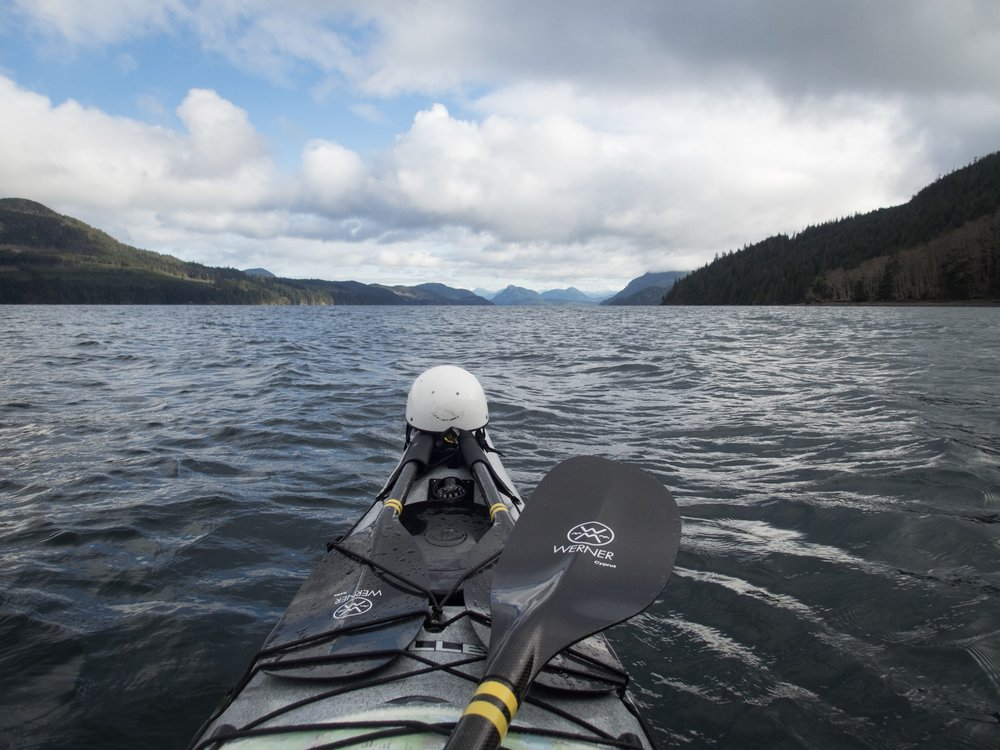 The Johnstone Strait goes on and on and on and on...