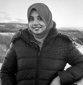 RASHIDA BEGUM    Head of Creative Content    Writer, story weaver and an intense observer