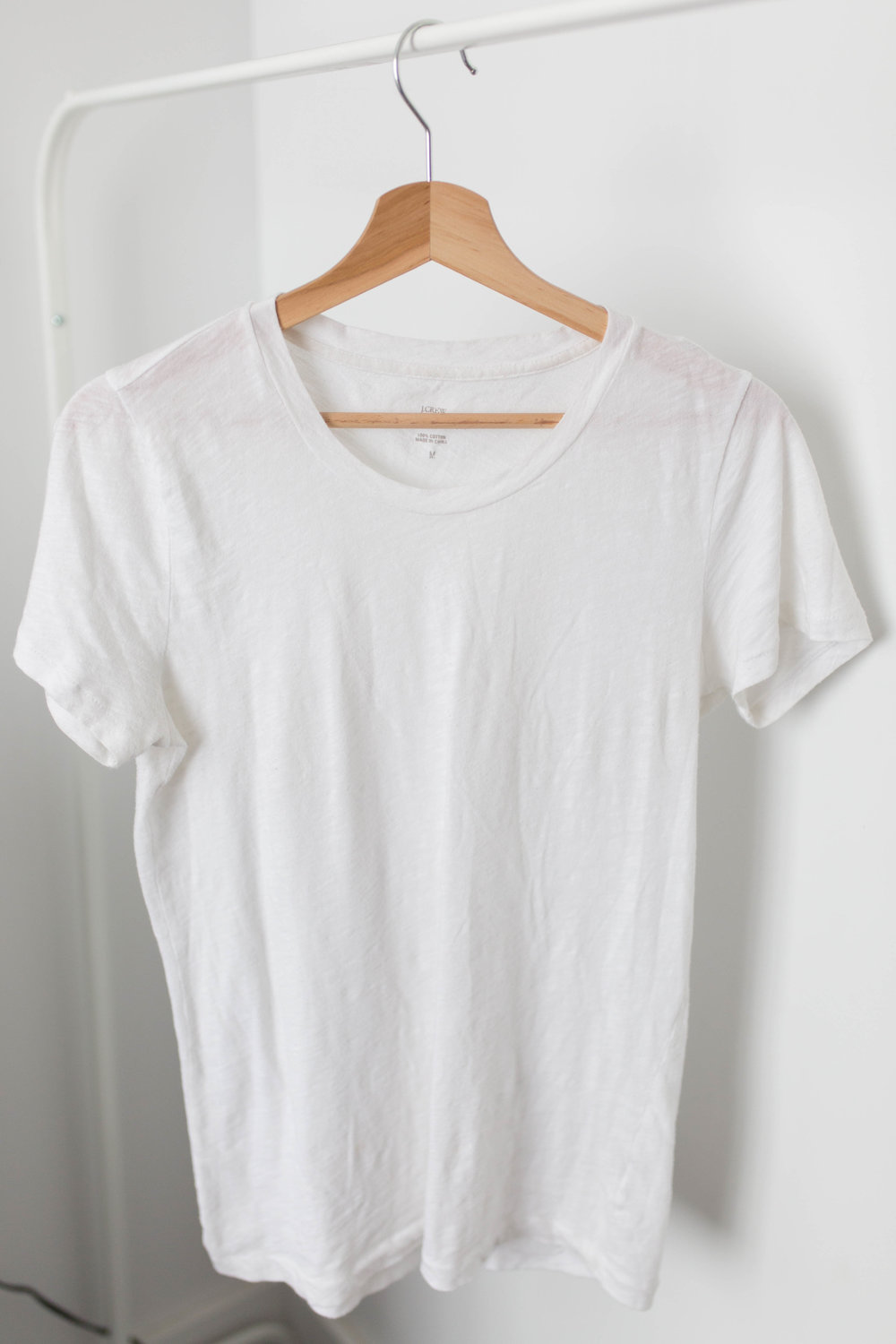 J.Crew Scoop Neck Tee