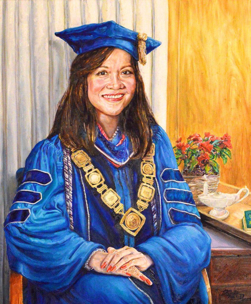Chancellor Divina Grossman
