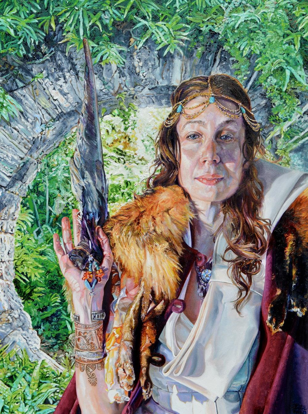 Lydia Silva Garden Godess