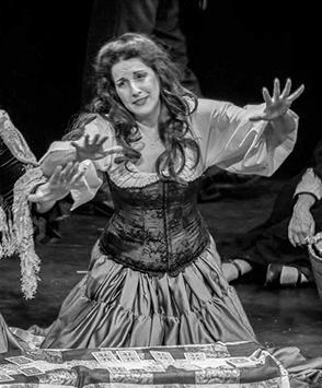 Frasquita from Carmen, Bay Shore Lyric Opera
