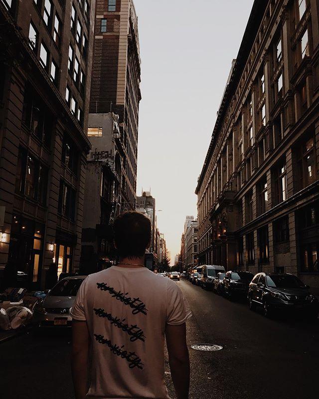 Anxiety Tee // NYC