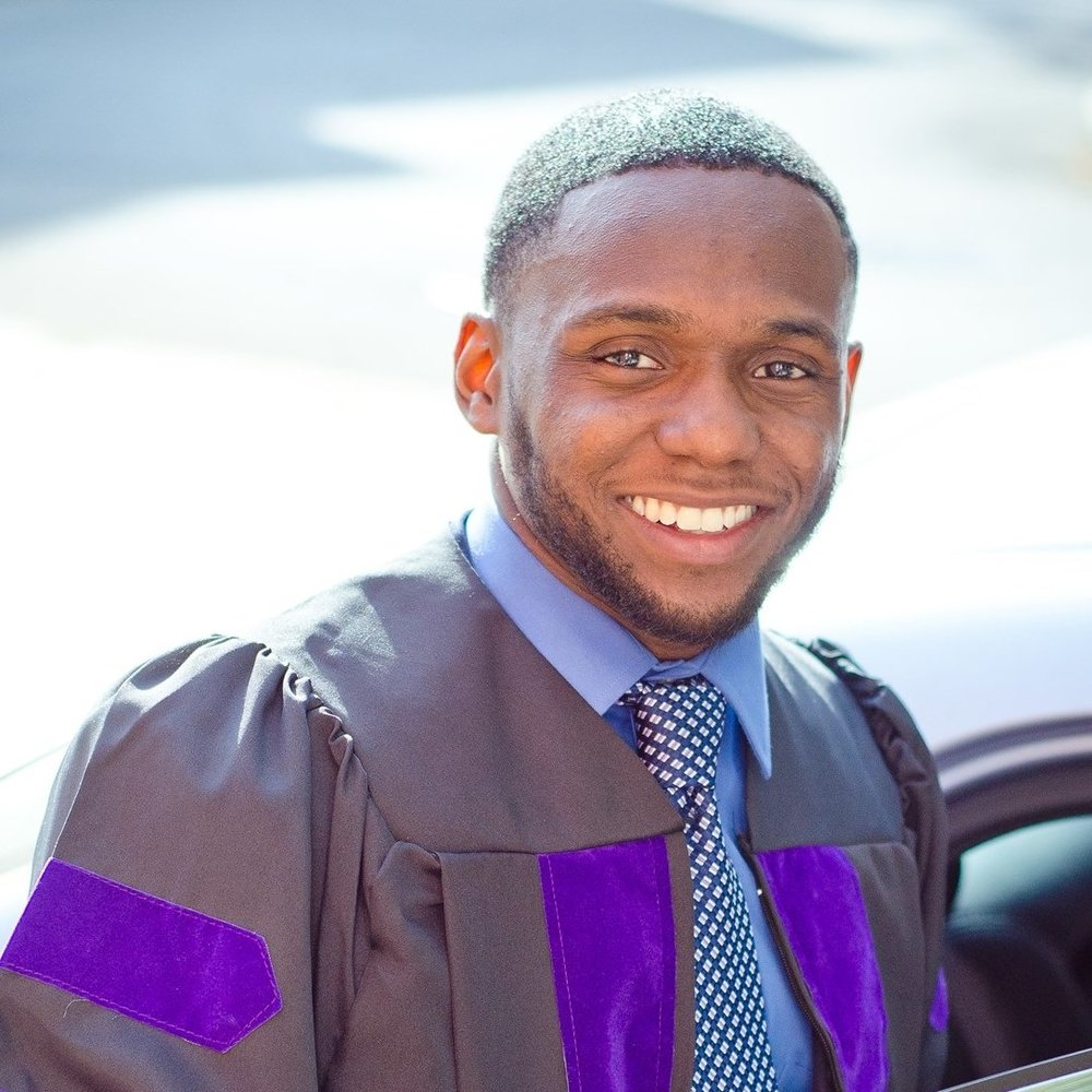 Fred received his J.D. from the   University of Maryland   at College Park.