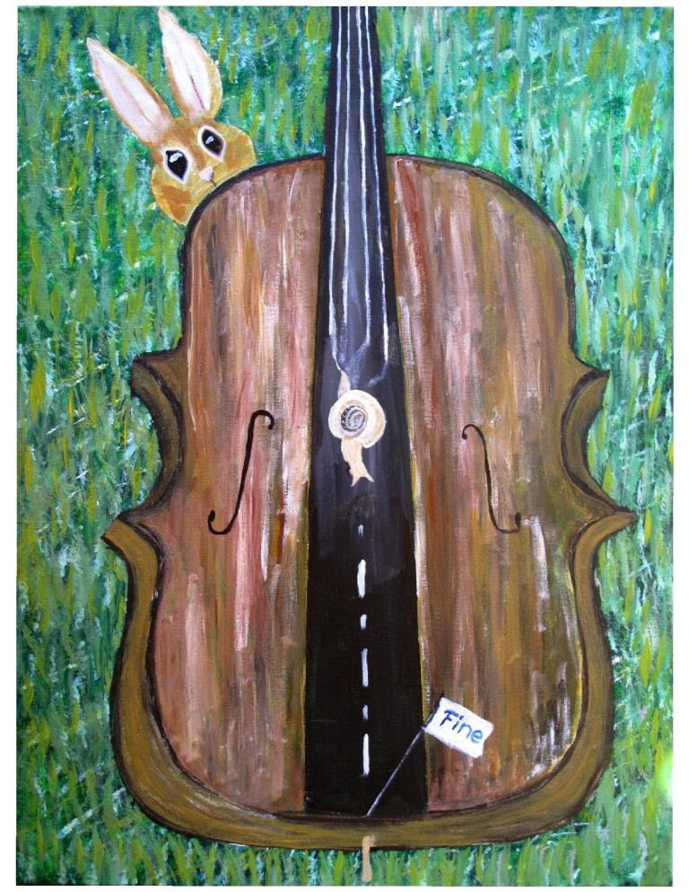 """Music Lesson Practice Tip No. 1, """" Practice Slowly """" is the first of the large Music Lesson Series of cards."""