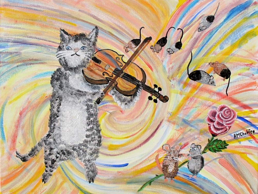 Musical Animal Series No. 1 -