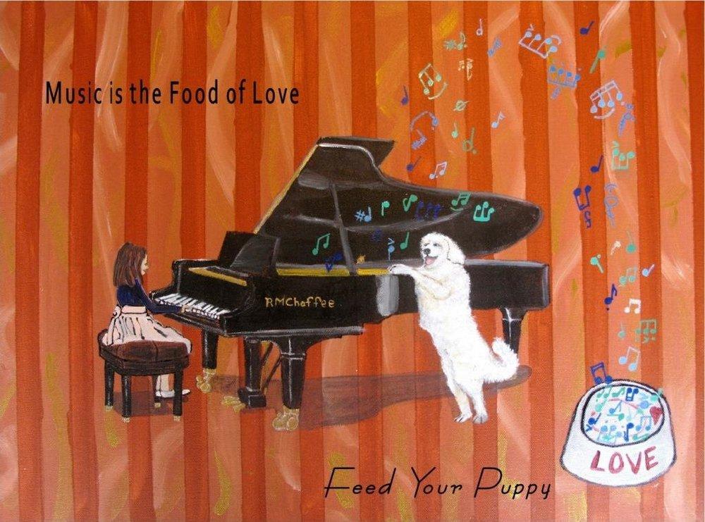 Food of Love SERIES - No. 1 -