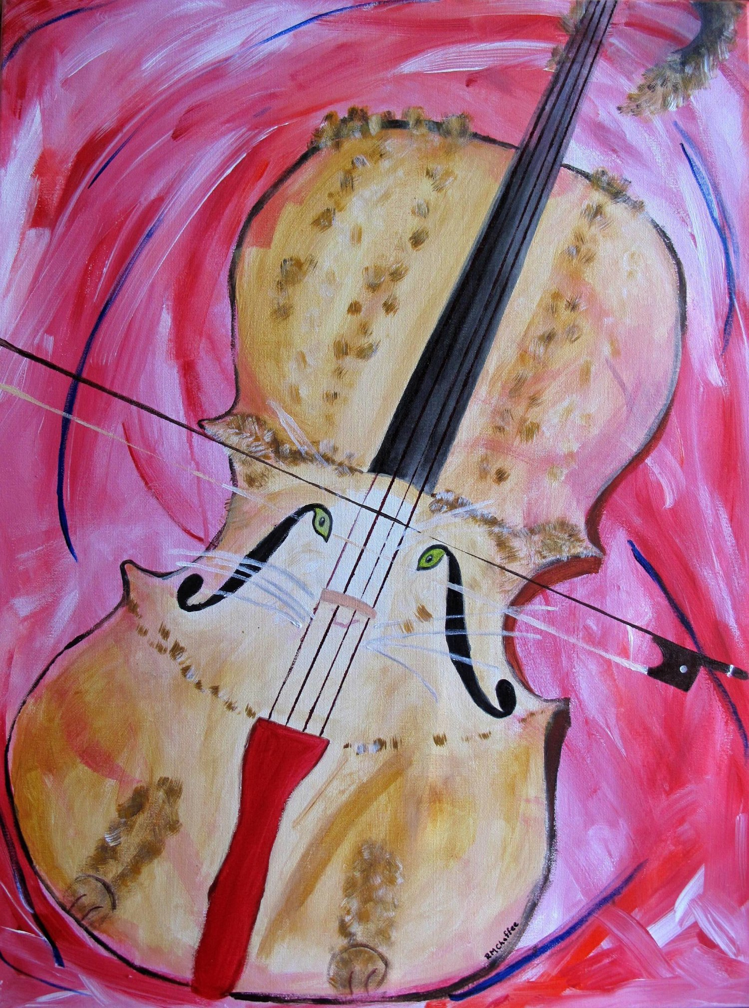"""4.0 """"Cat in the Fiddle - Only Practice on Days that You Eat"""""""