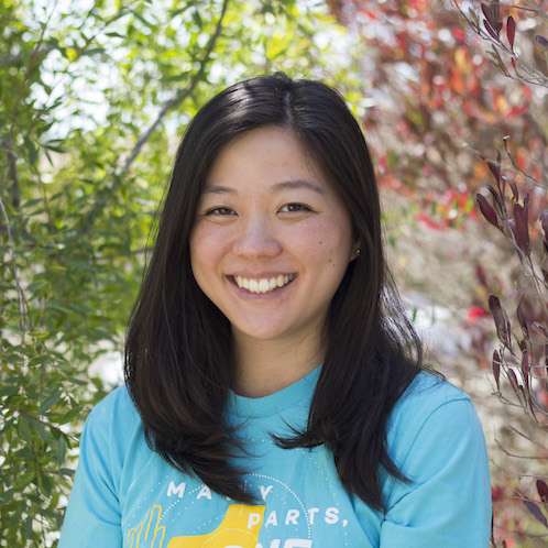 Erica Liao  Small Group Leaders (SGL) Lead