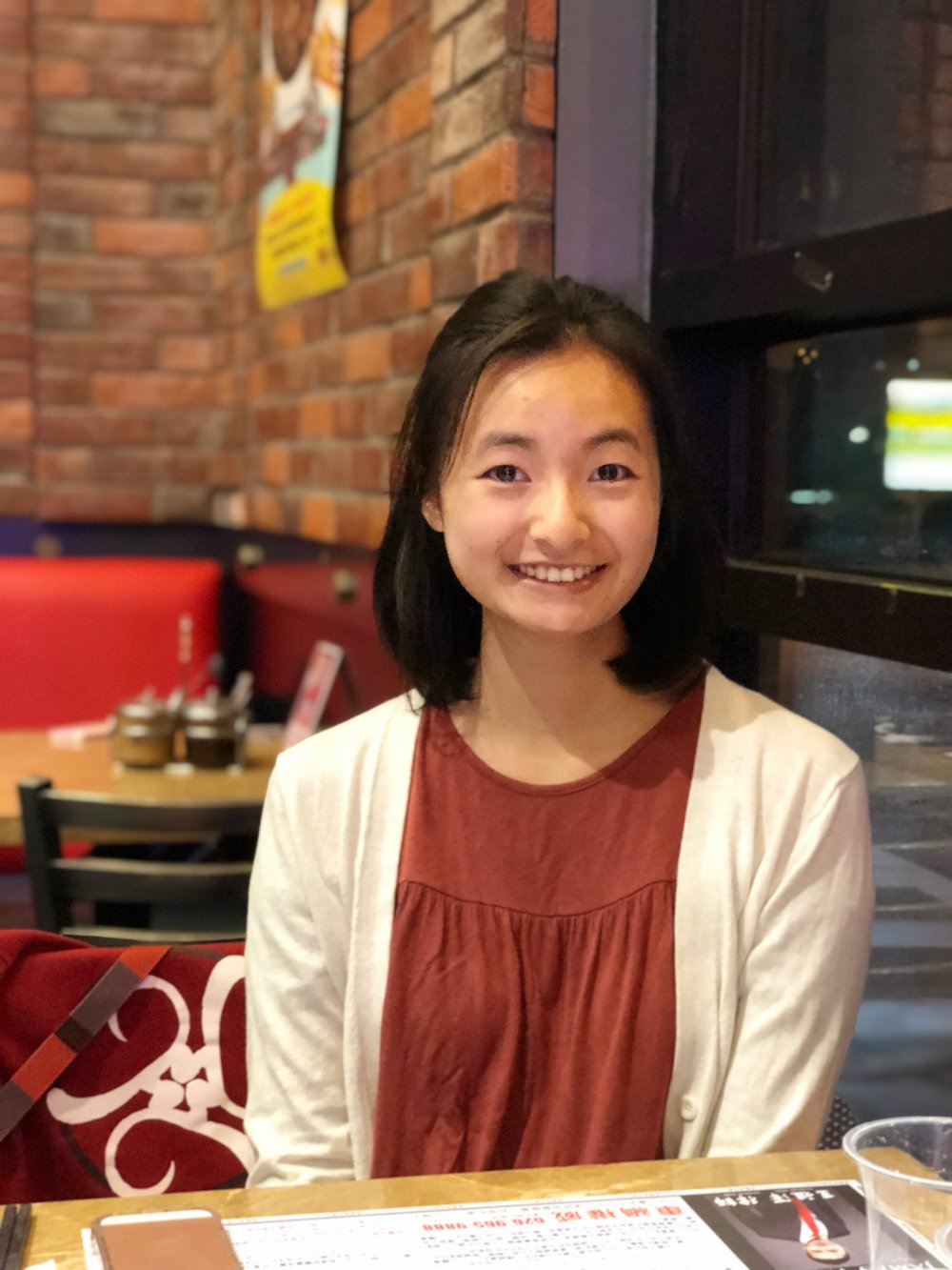 Lucia Lin  Overall coordinator