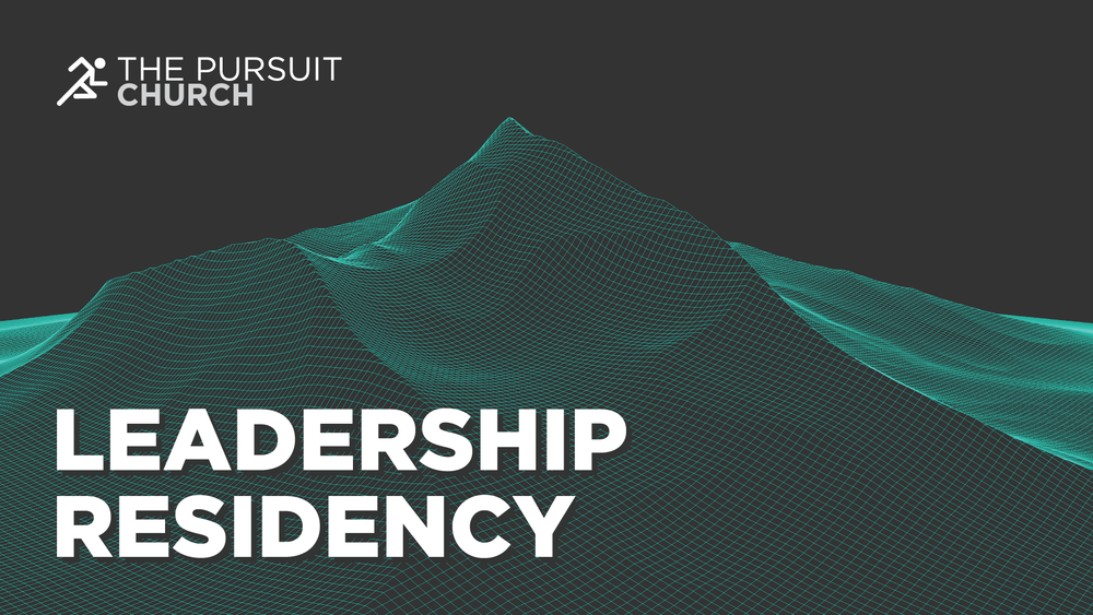 The Leadership Residency exists to develop leaders to multiply God's Kingdom. Click on the image or buttons below for more info.
