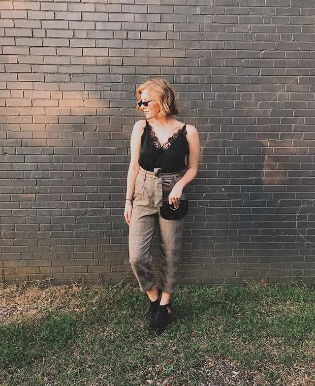 Headed to the @evolutionofgreenville fashion show tonight! So so excited to be spending the night surrounded by awesome creatives! . . . #ootd #fashionshow #evolutionofgreenville #greenvillesc #gvlblogger #bloggersdaily #dioranddoughnuts #greenvilleblogger