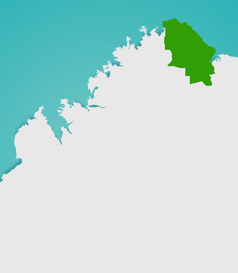 Balangarra Ranger Map