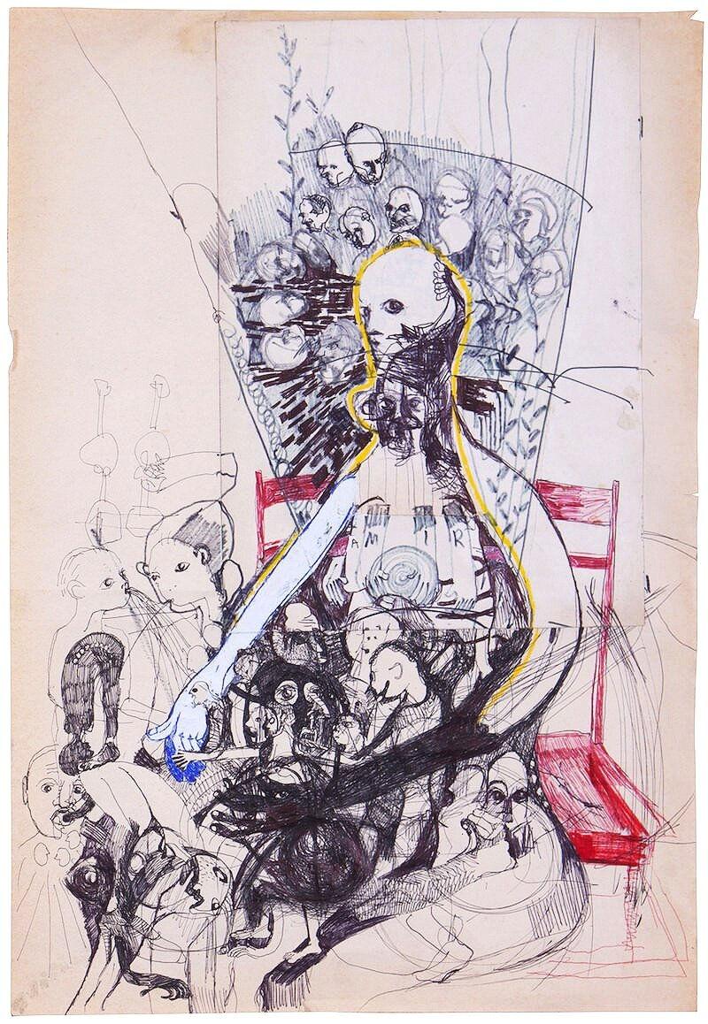 Untitled, 2013, mixed media on paper,43x33 lowres.jpg