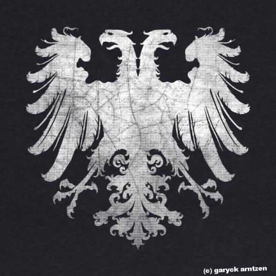 Holy Roman Empre Eagle Heraldry