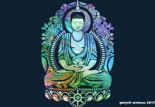 Cosmic Buddha Spectrum