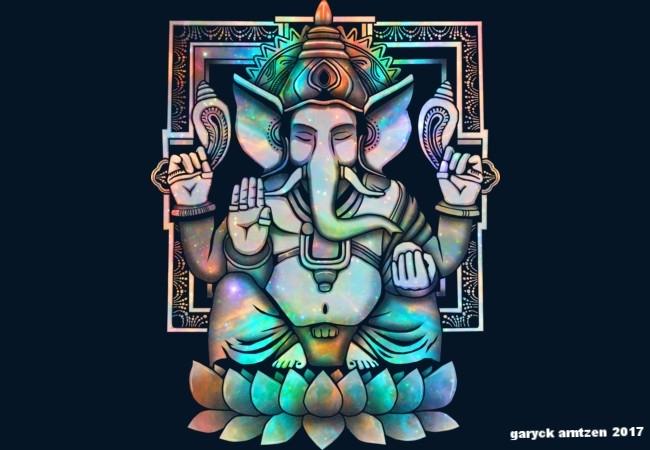 Cosmic Ganesh
