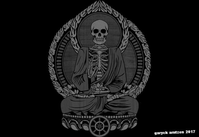 Starving Buddha Charcoal