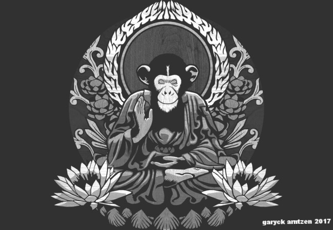 Zen Sapience White Halftone