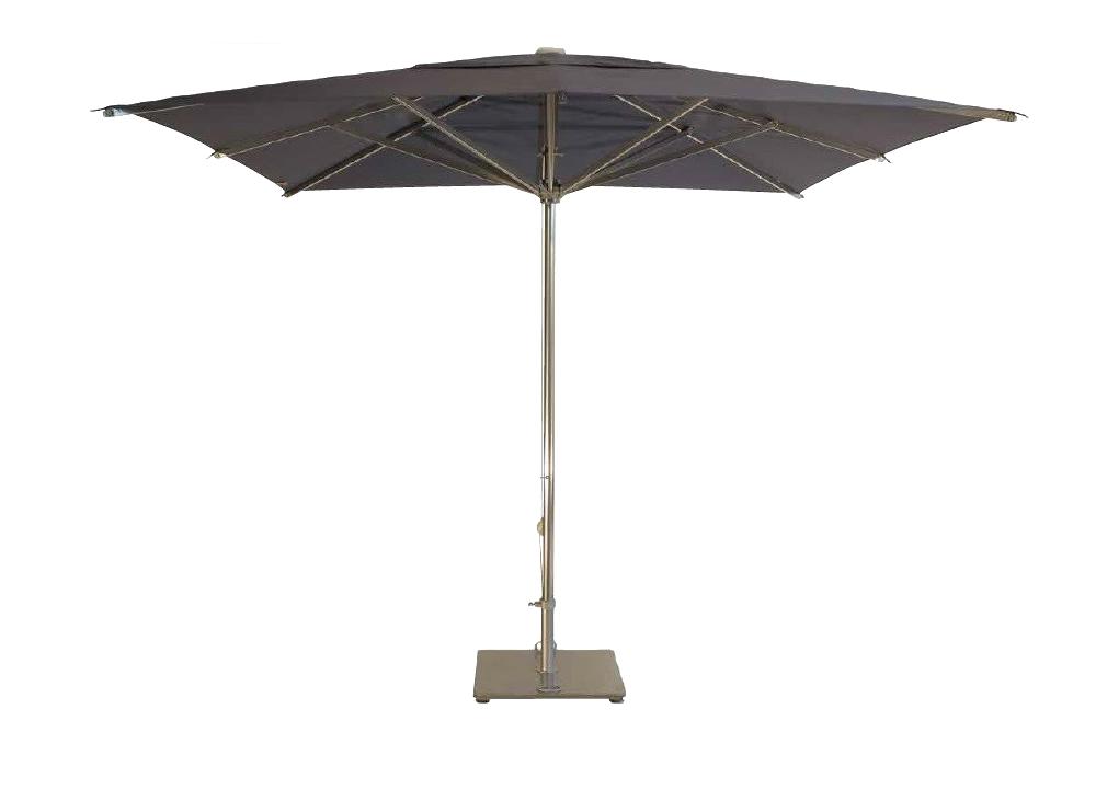 REFLEX - - Struttura in alluminio- Apertura e chiusura a carrucola- Ideale per giardini e terrazze private -Copertura max 8mq