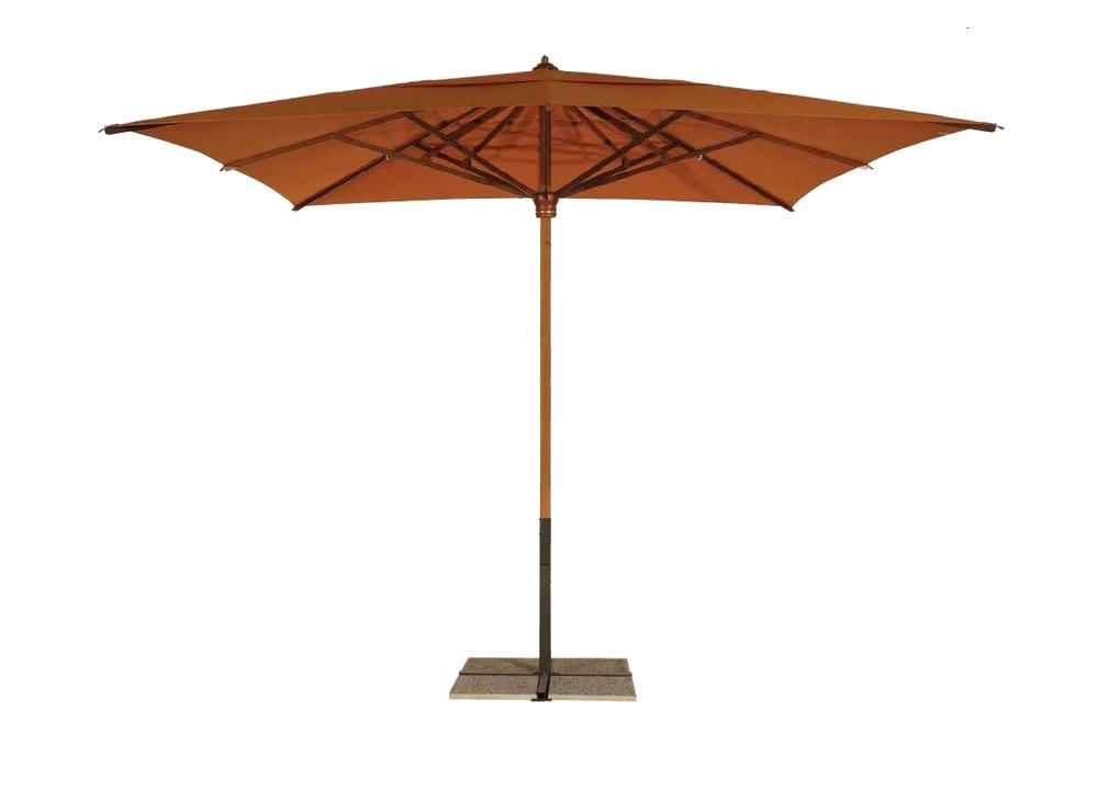 MONTECARLO - - Struttura classica di legno pregiato-Apertura e chiusura a manovella- Ideale per giardini e terrazze private-Copertura max 8mq