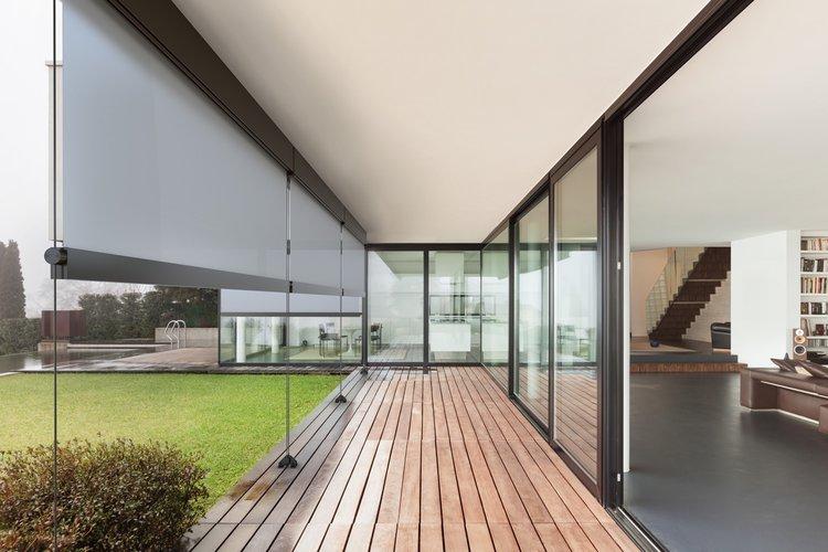 Tende da sole guidate per balconi e terrazzi u2014 fabbi®