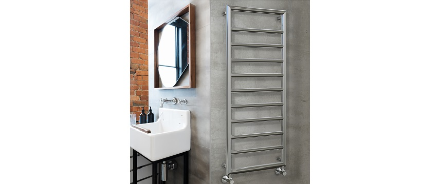 Vogue Smooth II Towel Warmer — Waterloo Bathrooms