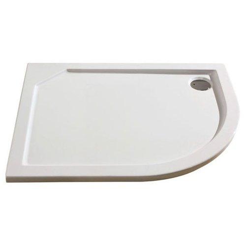 Merlyn MStone Quadrant Shower Tray Waterloo Bathrooms Dublin 5