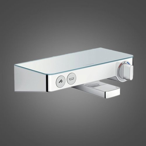 Hansgrohe ShowerTablet Select 300 Thermostatic Bath & Shower Mixer ...