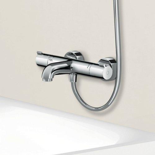 Hansgrohe Ecostat Comfort Bath Shower Mixer — Waterloo Bathrooms
