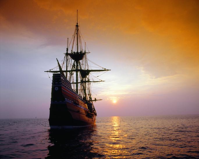 Image Credit: Mayflower 400 UK.