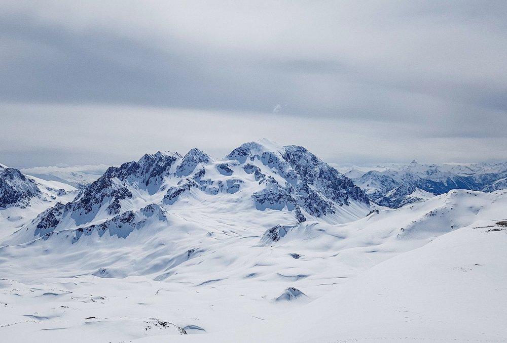 Le Mont Thabor en raquettes