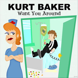 Want You Around  - Listen, Review, Buy It!