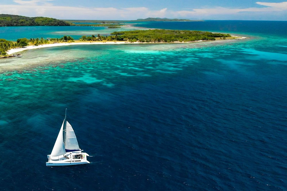 Port Royal Day Sail - A RELAXING MORNING + AFTERNOON SAIL & SNORKEL TO AN IDYLLIC EAST END HARBOR.