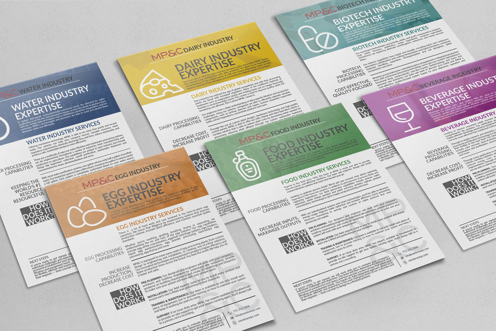 Industry Services Document Design