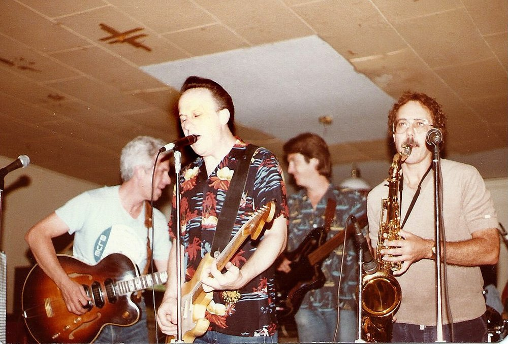 Juke Jumpers Live at The Spot in Wichita, KS in 1990