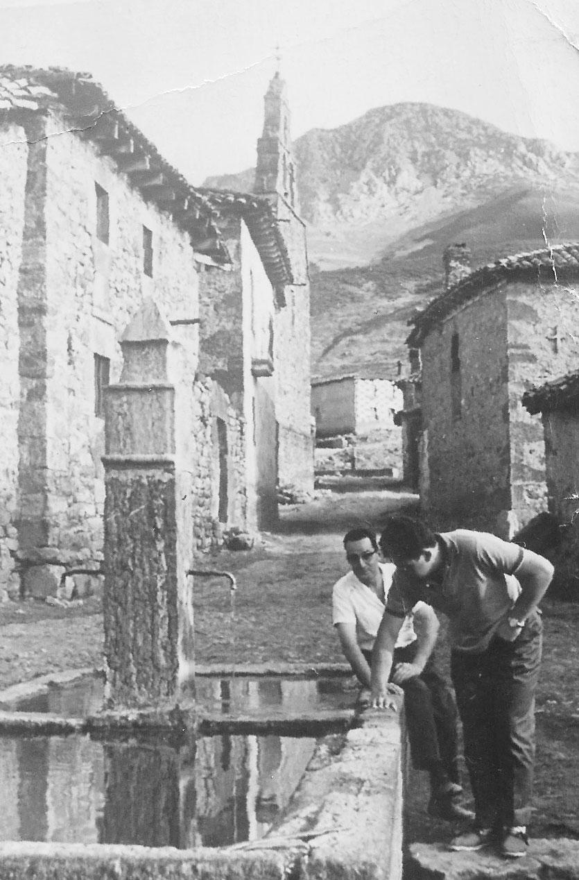 Lodares.Foto cedida por: Santiago Fernández.