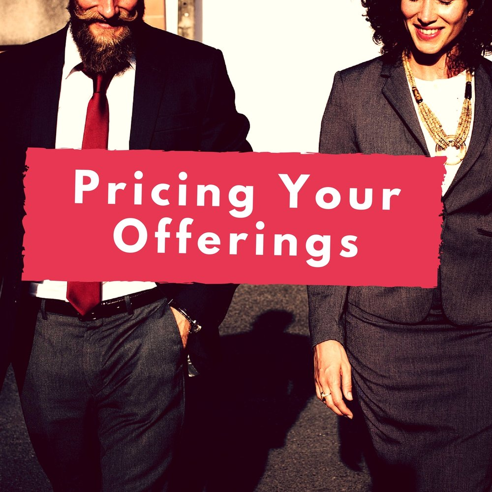 - Determine the Right Price for Your Services/ProductsConnect Your Pricing To Your Revenue GoalsSell at the Right Price and be Profitable!