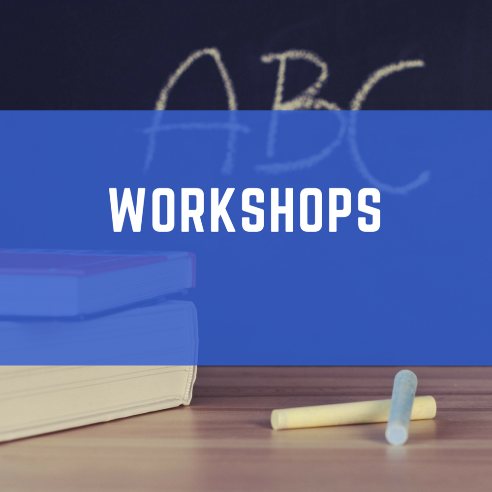 Workshops - Your Book Discovery WorkshopHow To Create A Happy, Wealthy And Healthy Life Through JournalingHow To Write And Launch Your Book