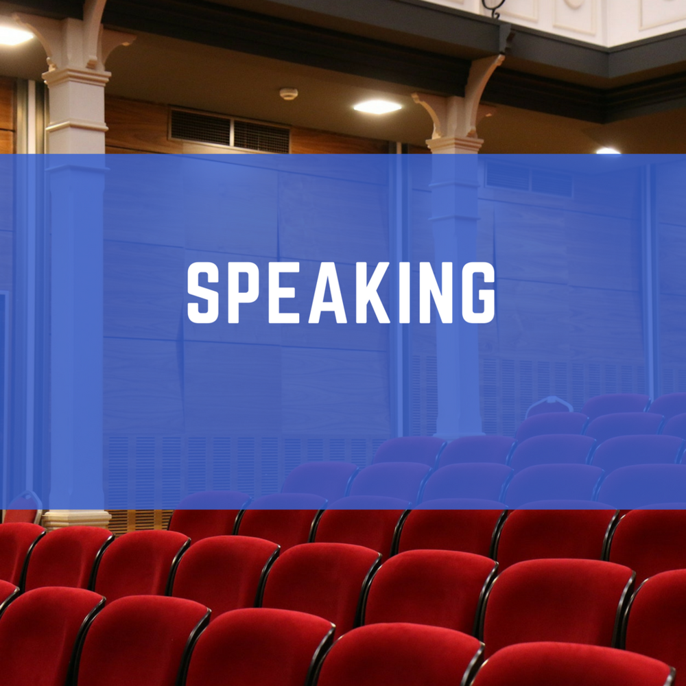 Keynote Speaking - Book Catherine Storing To Speak At Your Next Event!
