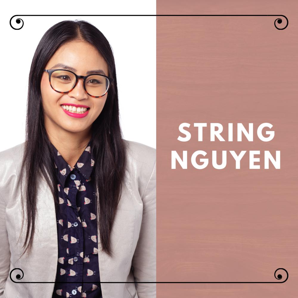 Storytelling For LinkedIn - Discover The Secrets Of Using Storytelling Through LinkedI12pm PT // 3pm ETString Nguyen | 2x Linkedin's Top Voice 🍗 Mediaentrepreur | www.stringstory.co