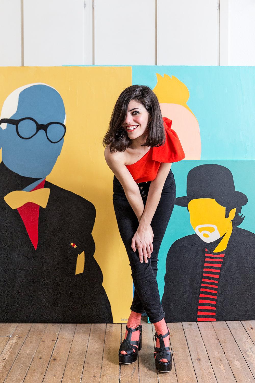 Coco Dávez for AD