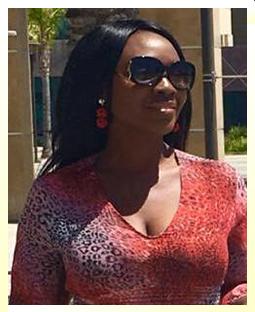 Nana Ama Addo    V.P Africans Goodwill Awards