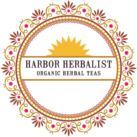 Harbor Herbalist    For inspiration and brilliant ingredients used in The Purple One and Smoked Apple Elixir