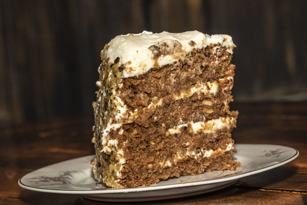 BIG SIS CARROT CAKE
