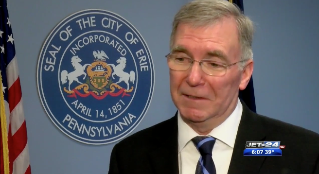 Mayor Schember admits he was mistaken on the PennDOT numbers by 50%.