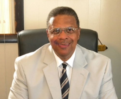 Rev. Dr. Charles Mock, Community Baptist Church