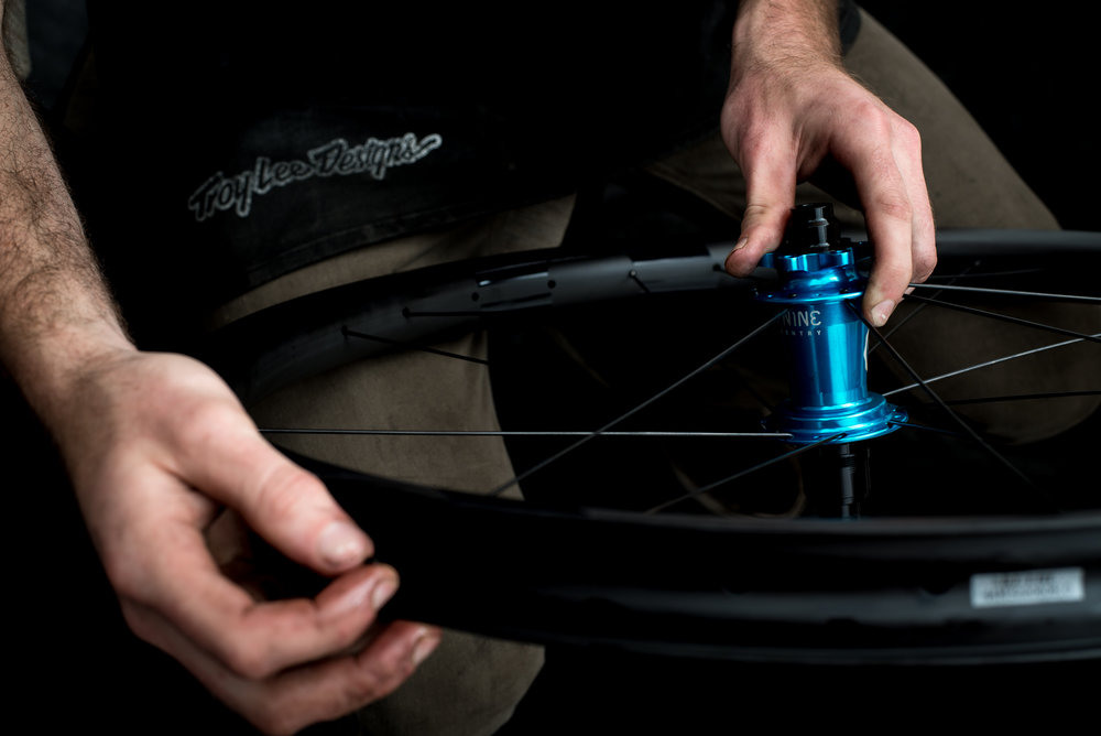 Wheelbuilding: An art form